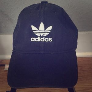 One size fits all Adidas hat